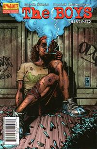 Cover Thumbnail for The Boys (Dynamite Entertainment, 2007 series) #36