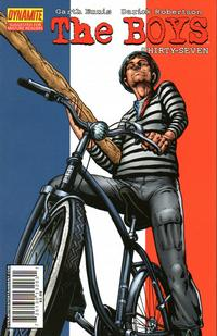 Cover Thumbnail for The Boys (Dynamite Entertainment, 2007 series) #37