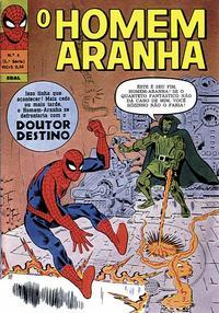 Cover Thumbnail for O Homem-Aranha (Editora Brasil-América [EBAL], 1969 series) #4