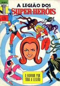 Cover Thumbnail for Lançamento (2ª Série) [A Legião dos Super-Heróis] (Editora Brasil-América [EBAL], 1968 series) #32