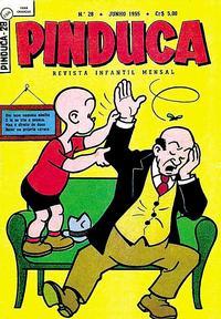 Cover Thumbnail for Pinduca [Henry] (Editora Brasil-América [EBAL], 1953 series) #28