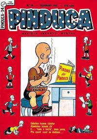 Cover Thumbnail for Pinduca [Henry] (Editora Brasil-América [EBAL], 1953 series) #34