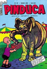 Cover Thumbnail for Pinduca [Henry] (Editora Brasil-América [EBAL], 1953 series) #37