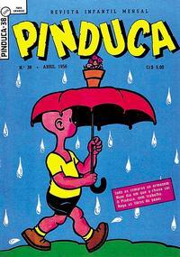 Cover Thumbnail for Pinduca [Henry] (Editora Brasil-América [EBAL], 1953 series) #38
