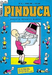 Cover Thumbnail for Pinduca [Henry] (Editora Brasil-América [EBAL], 1953 series) #41