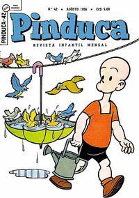 Cover Thumbnail for Pinduca [Henry] (Editora Brasil-América [EBAL], 1953 series) #42