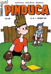 Cover Thumbnail for Pinduca [Henry] (Editora Brasil-América [EBAL], 1953 series) #44