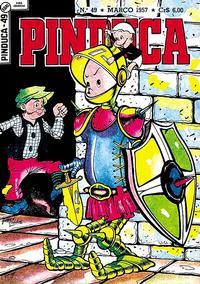 Cover Thumbnail for Pinduca [Henry] (Editora Brasil-América [EBAL], 1953 series) #49