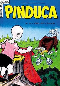 Cover Thumbnail for Pinduca [Henry] (Editora Brasil-América [EBAL], 1953 series) #50