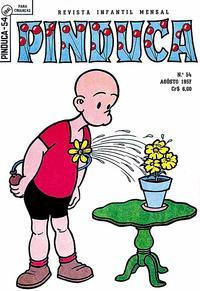 Cover Thumbnail for Pinduca [Henry] (Editora Brasil-América [EBAL], 1953 series) #54