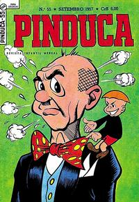 Cover Thumbnail for Pinduca [Henry] (Editora Brasil-América [EBAL], 1953 series) #55