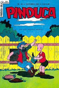 Cover Thumbnail for Pinduca [Henry] (Editora Brasil-América [EBAL], 1953 series) #56