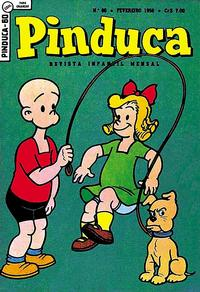 Cover Thumbnail for Pinduca [Henry] (Editora Brasil-América [EBAL], 1953 series) #60