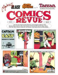 Cover for Comics Revue (Manuscript Press, 1985 series) #279