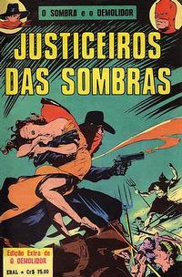 Cover Thumbnail for Edição Extra de O Demolidor [Justiceiros das Sombras] (Editora Brasil-América [EBAL], 1982 series)