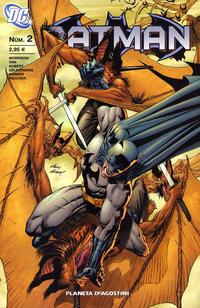 Cover Thumbnail for Batman (Planeta DeAgostini, 2007 series) #2