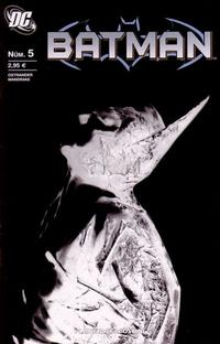 Cover Thumbnail for Batman (Planeta DeAgostini, 2007 series) #5