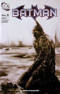 Cover Thumbnail for Batman (Planeta DeAgostini, 2007 series) #6