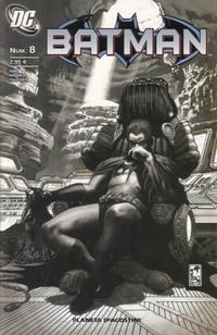 Cover Thumbnail for Batman (Planeta DeAgostini, 2007 series) #8