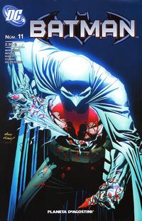 Cover Thumbnail for Batman (Planeta DeAgostini, 2007 series) #11