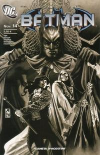 Cover Thumbnail for Batman (Planeta DeAgostini, 2007 series) #14