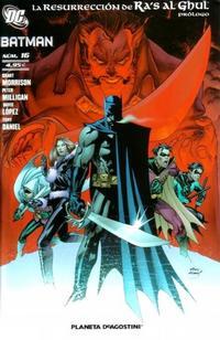 Cover Thumbnail for Batman (Planeta DeAgostini, 2007 series) #16