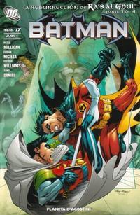 Cover Thumbnail for Batman (Planeta DeAgostini, 2007 series) #17