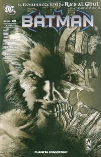 Cover Thumbnail for Batman (Planeta DeAgostini, 2007 series) #18