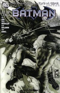 Cover Thumbnail for Batman (Planeta DeAgostini, 2007 series) #20