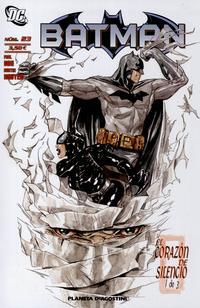 Cover Thumbnail for Batman (Planeta DeAgostini, 2007 series) #23