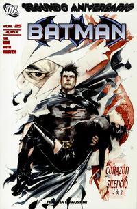 Cover Thumbnail for Batman (Planeta DeAgostini, 2007 series) #25