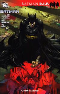 Cover Thumbnail for Batman (Planeta DeAgostini, 2007 series) #26