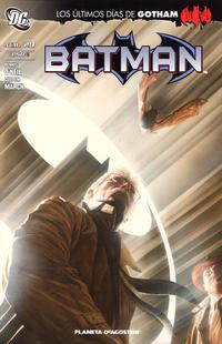 Cover for Batman (Planeta DeAgostini, 2007 series) #29