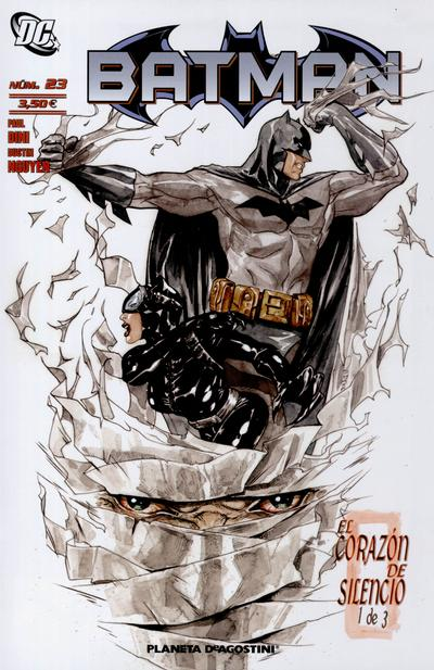 Cover for Batman (Planeta DeAgostini, 2007 series) #23