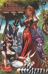 Cover for Escape from Wonderland (Zenescope Entertainment, 2009 series) #1 [Cover A - J. Scott Campbell]