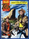 Cover for Maxi Tex (Hjemmet / Egmont, 2008 series) #10 - I Nordvestteritoriet