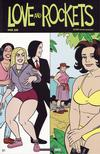 Cover for Love and Rockets (Fantagraphics, 2000 series) #20