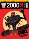 Cover for 2000 AD (Rebellion, 2001 series) #1657