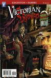Cover for Victorian Undead (DC, 2010 series) #2