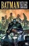 Cover for Batman: Battle for the Cowl Companion (DC, 2009 series)