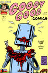 Cover for Goody Good Comics (Fantagraphics, 2000 series) #1
