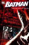 Cover for Batman: Arkham Asylum Special (DC, 2009 series)