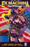Cover for Ex Machina (DC, 2005 series) #8 - Dirty Tricks
