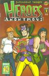 Cover for Heroes Anonymous (Bongo, 2003 series) #2