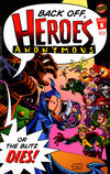 Cover for Heroes Anonymous (Bongo, 2003 series) #6