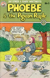 Cover Thumbnail for Phoebe & the Pigeon People (Kitchen Sink Press, 1979 series) #1
