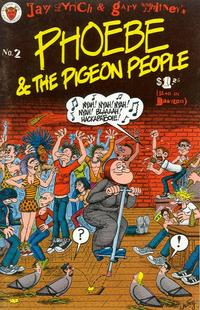 Cover Thumbnail for Phoebe & the Pigeon People (Kitchen Sink Press, 1979 series) #2