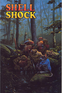 Cover Thumbnail for Shell Shock (Mirage, 1989 series)