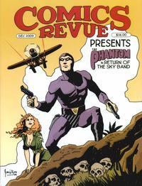 Cover Thumbnail for Comics Revue (Manuscript Press, 1985 series) #283 - 284