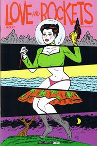 Cover Thumbnail for Love and Rockets (Fantagraphics, 2000 series) #17